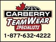 Carberry Team Wear