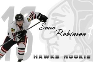 Robinson White Rookie Poster 2017 18 Season