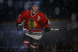 Zeke Poster flare series 1