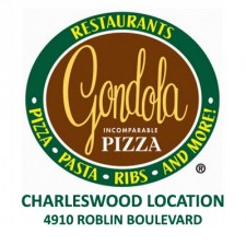 Gondola Pizza