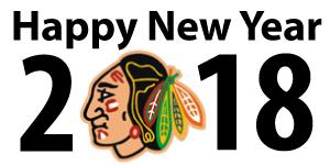 Hawks New Year 2018